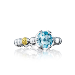 Tacori Sonoma Skies Beaded Bezel Ring SR19802_10