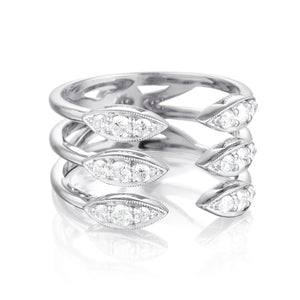 Tacori The Ivy Lane Stacked Surfboard Ring SR199_10