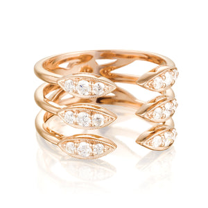 Tacori The Ivy Lane Stacked Surfboard Ring SR199P_10