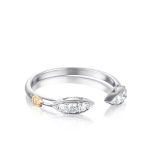 Tacori The Ivy Lane Pavé Surfboard Ring SR200_10