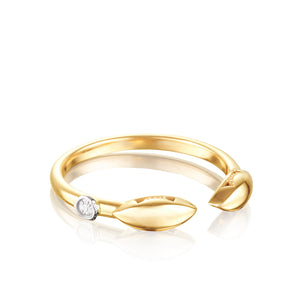 Tacori The Ivy Lane Surfboard Ring SR201Y_10