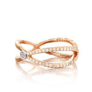 Tacori The Ivy Lane Pavé Trellis Ring SR208P_10