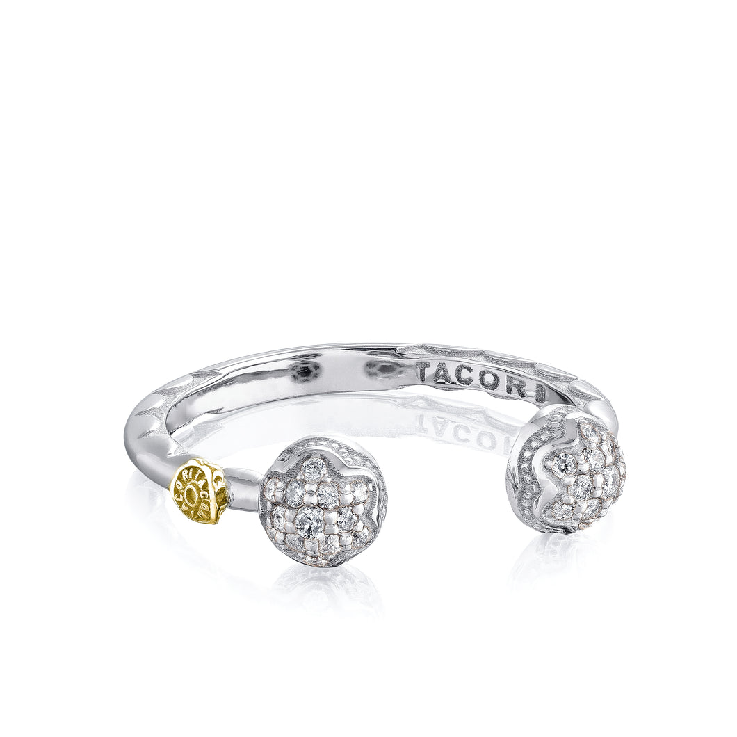 Tacori Sonoma Mist Twin Dew Drop Ring SR209