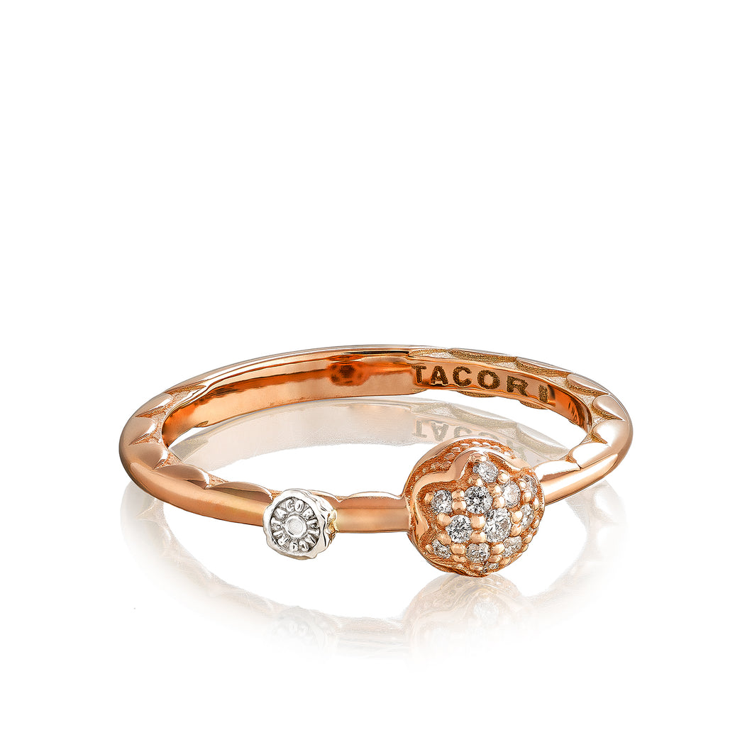 Tacori Sonoma Mist Dew Drop Ring SR210P