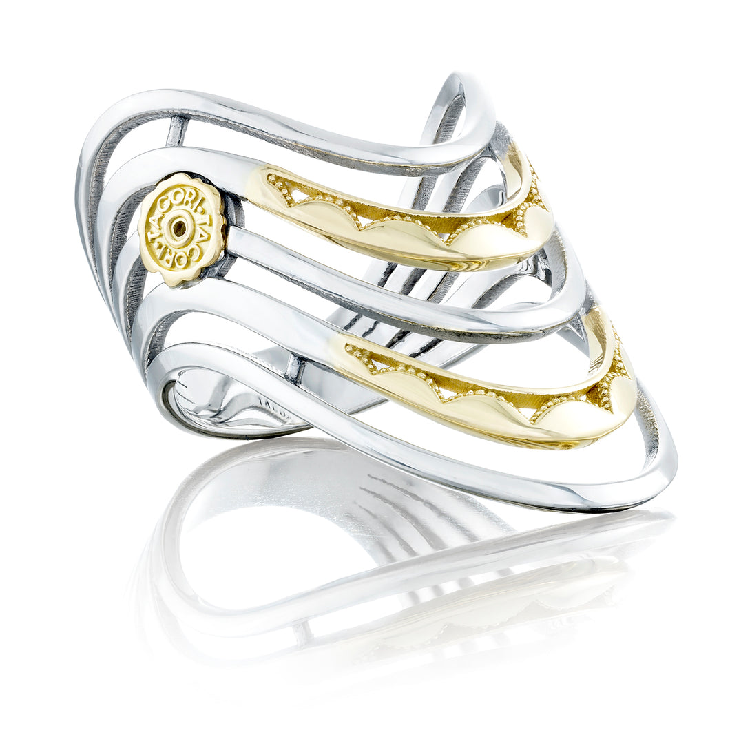 Tacori Five Wave Ring sr220