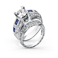 Load image into Gallery viewer, KirkKara Charlotte Round Diamond Diamond Engagement Ring