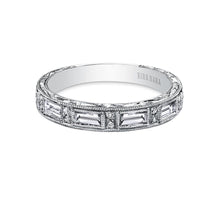 Load image into Gallery viewer, KirkKara Charlotte  Diamond Wedding Band SS6685D-B