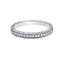 Load image into Gallery viewer, KirkKara Carmella  Diamond Wedding Band SS6996-B