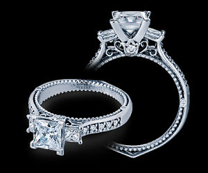 Verragio Venetian Princess Diamond Engagement Ring (0.50 CTW)