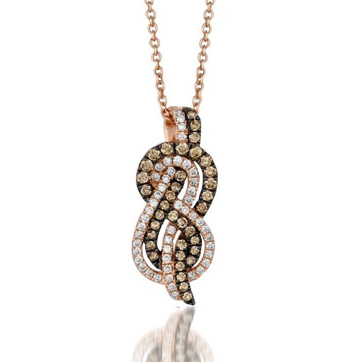 Le Vian® Chocolatier® Strawberry Gold® Pendant