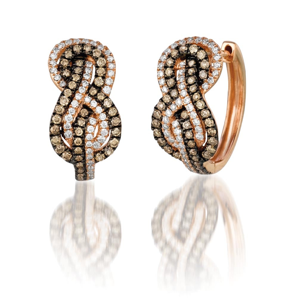 Le Vian® Chocolatier® Diamond Earring (0.91 CTW)