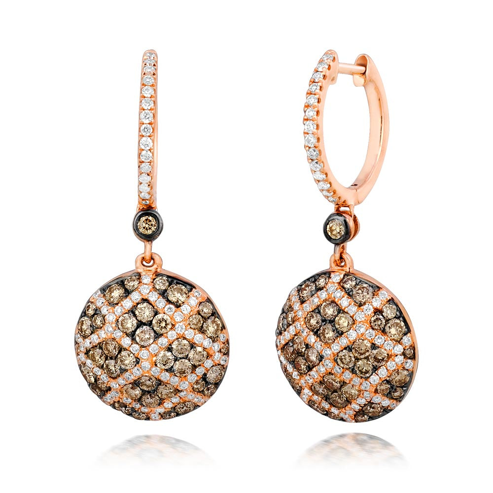 Le Vian® Chocolatier® Diamond Earring (1.24 CTW)