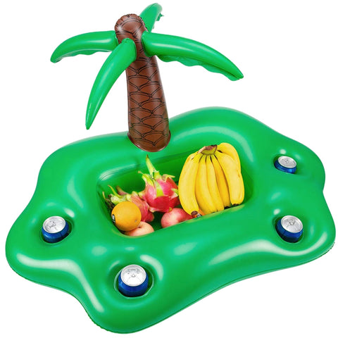Palm Tree Pool Tray