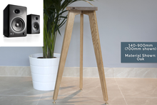 Load image into Gallery viewer, AudioEngine A5+ Speaker Stands 140-900mm (Pair)