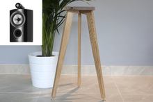 Load image into Gallery viewer, B&W 805 Speaker Stands made specifically for 805