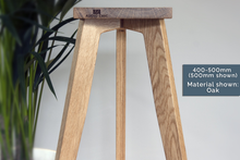 Load image into Gallery viewer, The Egret Hard Wood Bookshelf Speaker Stand 500mm (Pair)