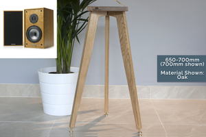 Spendor SP3/1R2 Speaker Stands 140-900mm Range in height.