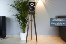Load image into Gallery viewer, 750-900mm The Crane Surround Sound Speaker Stand (Pair)