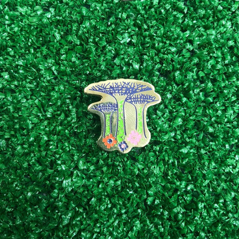 Gardens by the Bay - Merchandise Collection - Gifts - Other Gifts - Supertree Lapel Pin