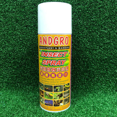 Gardens by the Bay - Gardening Supplies - ANDGROInsectSpray