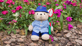 Gardens by the Bay - Merchandise Collection - Children - Gardens Bear - Adventurous Andy with Net (10 inch)