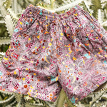 Gardens by the Bay - Kids Collection - BRAND PATTERN KIDS' SHORTS
