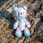 Gardens by the Bay - GARDENS BY THE BAY BRAND PATTERN KIDS COLLECTION - BRAND PATTERN LARGE TEDDY (MYSTICAL)