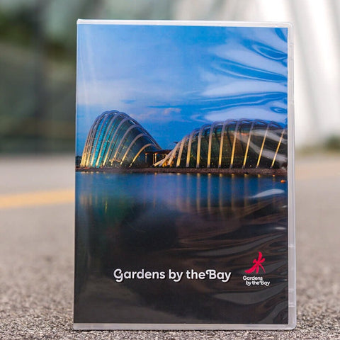 Gardens by the Bay - GARDENS LIBRARY COLLECTION - CITY IN A GARDEN DVD