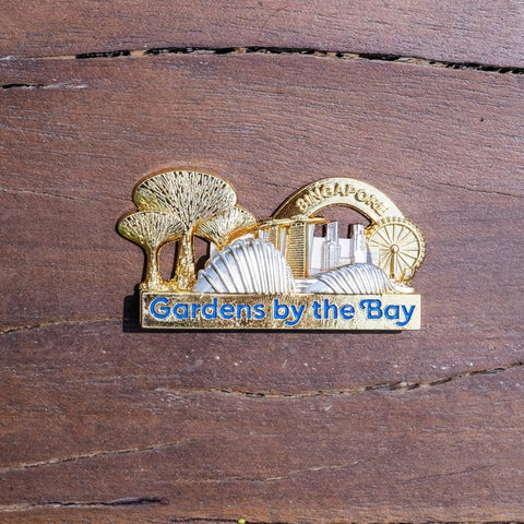 Gardens by the Bay - Gardens by the Bay Magnet Collection - CITY IN A GARDEN MAGNET