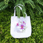 Gardens by the Bay - Ladies Collection - CITYINAGARDENWITHVANDAMISSJOAQUIMCOTTONTOTEBAG
