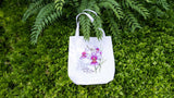 Mrtwbp City In A Garden With Vanda Miss Joaquim Cotton Tote Bag