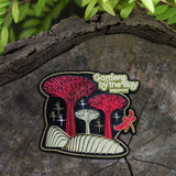 Gardens by the Bay - Rubberised Foil Magnet Collection - CONSERVATORYANDSUPERTREERUBBERISEDMAGNET
