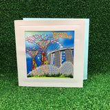 Gardens by the Bay - Merchandise Collection - Stationeries - Greeting Card - City in a Garden Embroidered Greeting Card