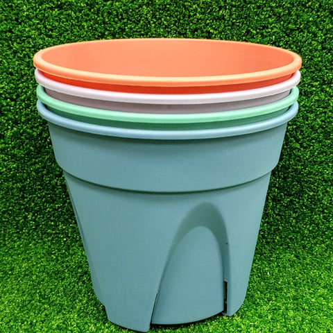 Gardens by the Bay - Gardening Supplies - Cotton Series Pot (Set of 4pcs)