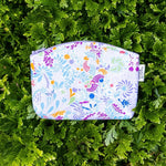 Gardens by the Bay - Ladies Collection - GARDENSBYTHEBAYBRANDPATTERNSMALLCOSMETICPOUCH_MYSTICAL