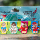 Gardens by the Bay - Gardens by the Bay Bear Collection - GARDENS BY THE BAY RESIDENT BEARS BOOKMARKS (SET OF 5)