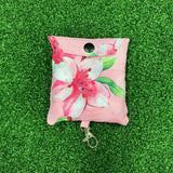 Gardens by the Bay - Merchandise Collection - Bags and Pouches - Foldable Bag Supertree Skyway with Sakura (Pink)_2