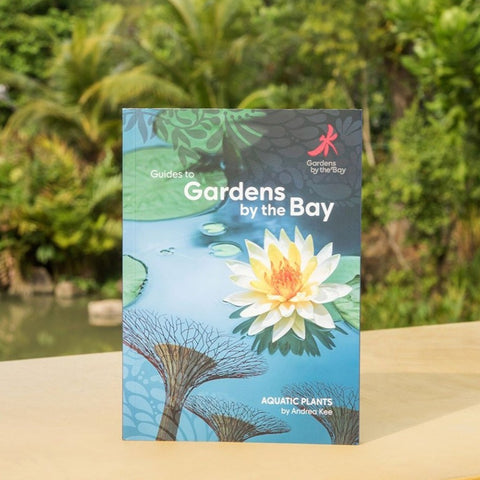 Gardens by the Bay - GARDEN PRINT BOOK COLLECTION - GUIDES TO GARDENS BY THE BAY - AQUATIC PLANTS