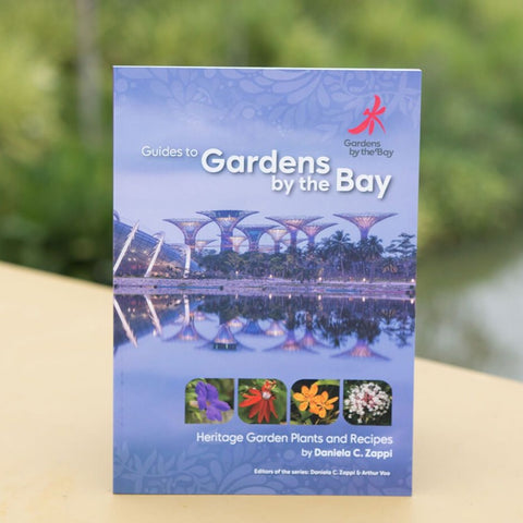 Gardens by the Bay - GARDEN PRINT BOOK COLLECTION - GUIDES TO GARDENS BY THE BAY - HERITAGE GARDEN PLANTS AND RECIPES