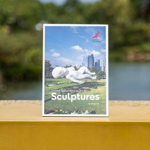 Gardens by the Bay - GARDEN PRINT BOOK COLLECTION - GUIDES TO GARDENS BY THE BAY - SCULPTURES 2