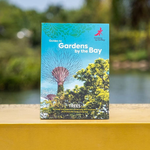 Gardens by the Bay - GARDEN PRINT BOOK COLLECTION - GUIDES TO GARDENS BY THE BAY - TREES