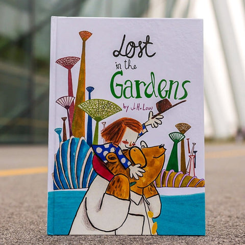 Gardens by the Bay - GARDENS LIBRARY COLLECTION - LOST IN THE GARDENS