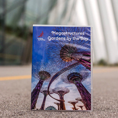 Gardens by the Bay - GARDENS LIBRARY COLLECTION - MEGASTRUCTURE DVD