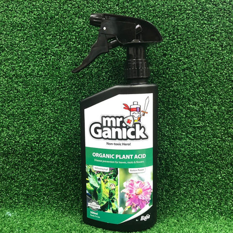 Gardens by the Bay - Gardening Supplies - Mr.GanickNaturalPesticides_OrganicPlantAcid