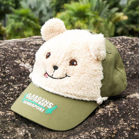Gardens by the Bay - Fun Felix & Naughty Nicholas Collection - NAUGHTYNICHOLASBASEBALLCAP