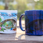 Gardens by the Bay - Merchandise Collection - Home Ware - Household - SG50 Lattice Supertrees Colour Changing Mug
