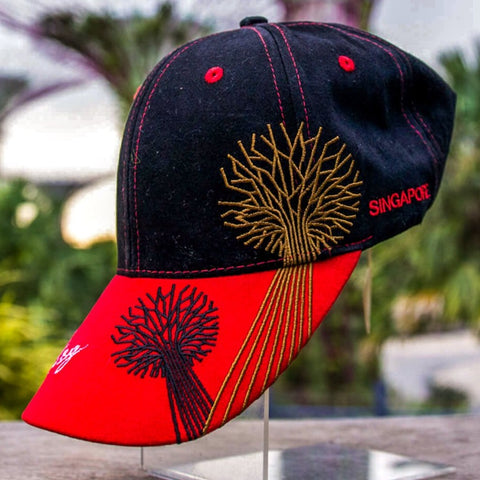 Gardens by the Bay - Supertree Collection - Supertree Baseball Cap