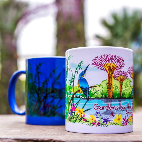 Gardens by the Bay - Supertree Collection - Supertree Colour-Changing Mug