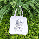 Gardens by the Bay - Ladies Collection - SUPERTREESWITHSAKURACOTTONTOTEBAG