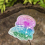 Gardens by the Bay - Rubberised Foil Magnet Collection - SUPERTREE_SUNFLOWERMAGNET